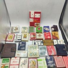 Jeux de cartes: LOTE BARAJAS VARIAS. Lote 286852598