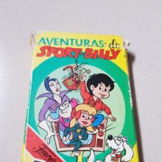 Jeux de cartes: BARAJA DE CARTAS AVENTURAS DE SPORT BILLY. Lote 287338938