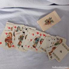 Baralhos de cartas: ANTIGUA BARAJA CARTAS RUSA/SOVIÉTICA - NUEVA CON CAJA - FABRICADA EN LA URSS. Lote 287370483