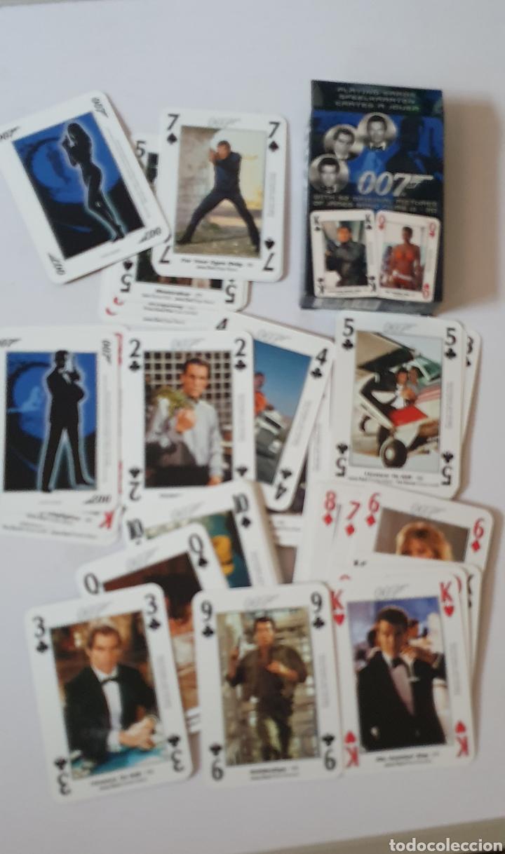 Barajas de cartas: BARAJAS 007, LOTE DE 4 DIFERENTES - Foto 7 - 287444673