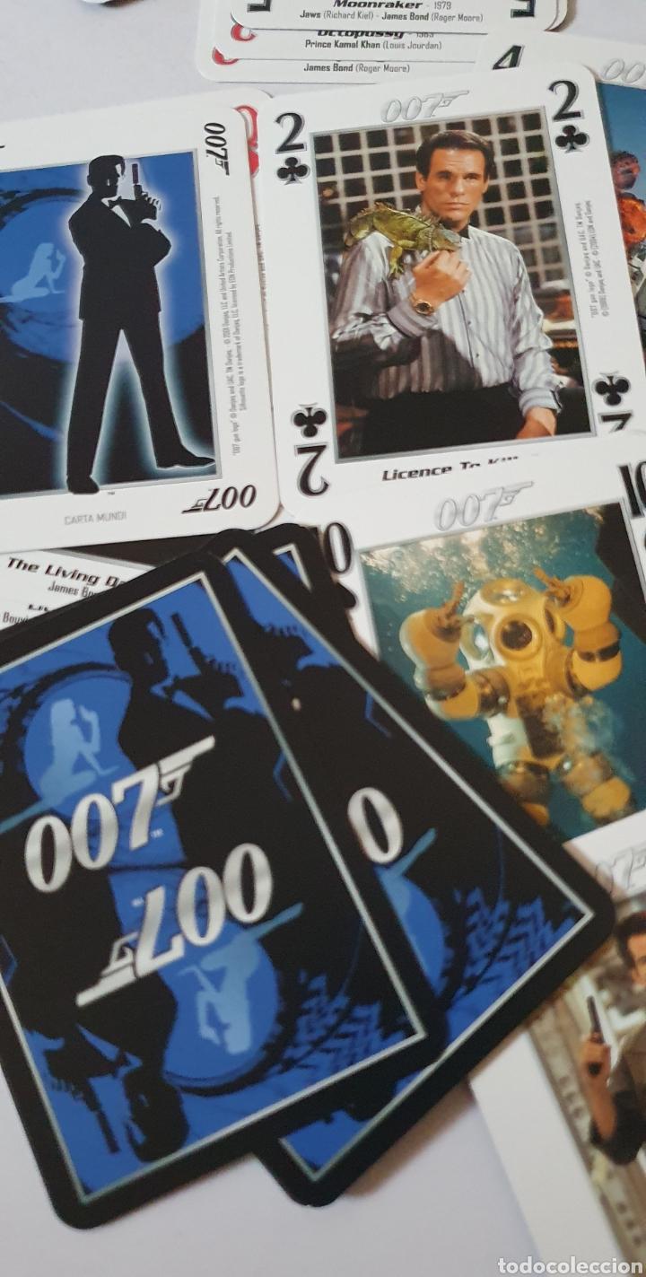 Barajas de cartas: BARAJAS 007, LOTE DE 4 DIFERENTES - Foto 8 - 287444673