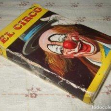 Jeux de cartes: BARAJA DE CARTAS EL CIRCO - FOURNIER AÑOS 80. Lote 287481778