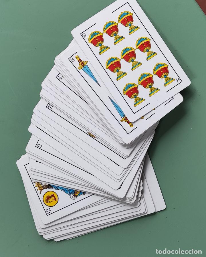 Barajas de cartas: BARAJA DE CARTAS PALACIOS. CHORIZO EXTRA. CARNE DE CERDO. SABOR 2010 - Foto 3 - 287704938