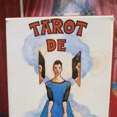 Barajas de cartas: TAROT DE EUSKALHERRIA.. Lote 287833263