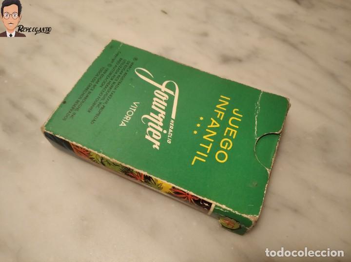Barajas de cartas: BARAJA INFANTIL - HERACLIO FOURNIER - TARZAN - 32 CARTAS - AÑO 1979 - COMPLETA - Foto 10 - 287884268
