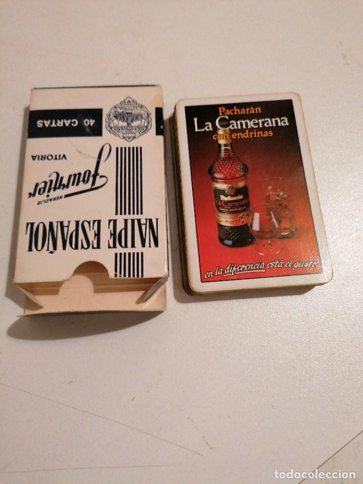 Barajas de cartas: BARAJA FOURNIER PACHARAN LA CAMERANA - Foto 2 - 287945853
