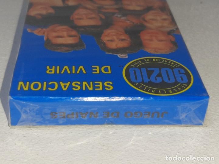 Barajas de cartas: FOURNIER : ANTIGUA BARAJA INFANTIL SERIE TV - SENSACION DE VIVIR 90210 - PRECINTADA AÑO 1992 - Foto 5 - 287970753