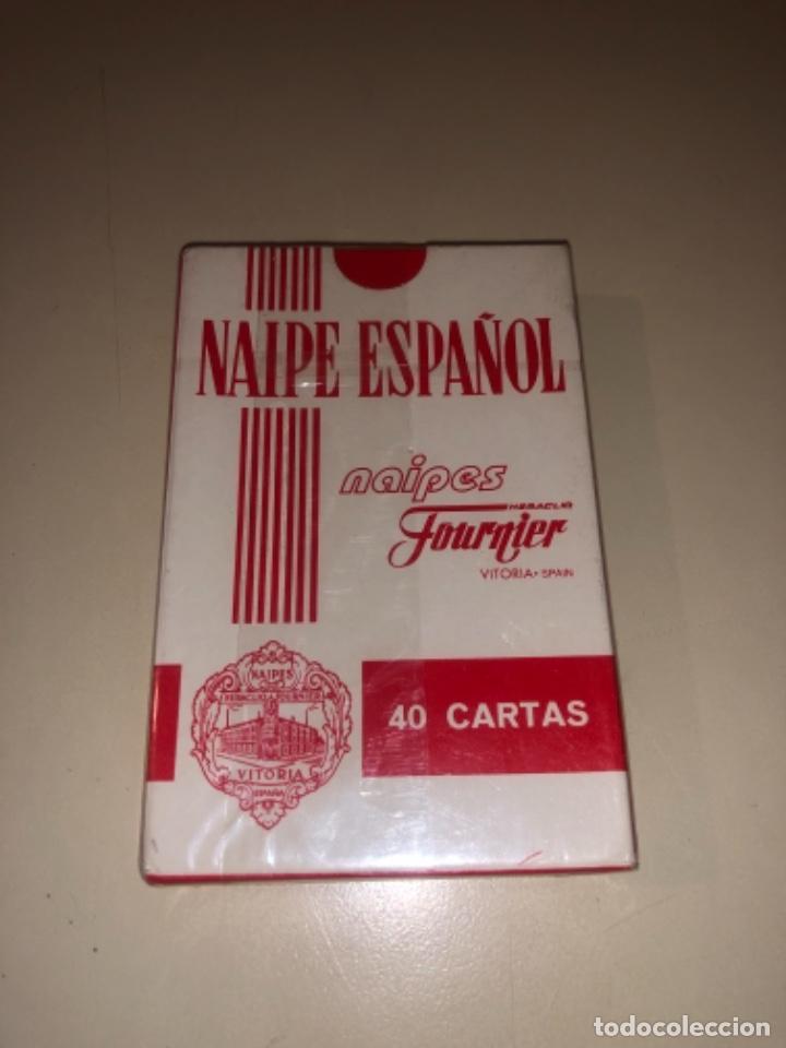 Barajas de cartas: Baraja Fournier con publicidad caja de ahorros IBERCAJA - Foto 2 - 287960088