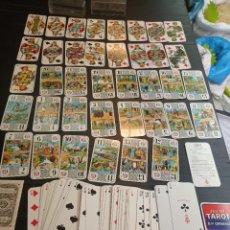 Barajas de cartas: ANTIGUA BARAJA DE TAROT B.P. GRIMAU 78 CARTAS + INSTRUCCIONES. Lote 288148643