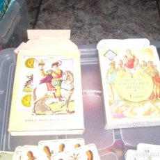 Barajas de cartas: DOS BARAJAS. Lote 288352413