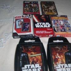 Barajas de cartas: STAR WARS. Lote 288353913
