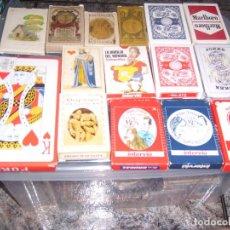 Barajas de cartas: LOTE VARIADO. Lote 288355138