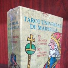 Barajas de cartas: TAROT UNIVERSAL DE MARSELLA.. Lote 288954633