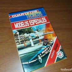 Barajas de cartas: BARAJA CUARTETOS TECNICOS. Lote 288974488