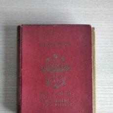 Barajas de cartas: ANTIGUO JUEGO LEXICON.1933. Lote 288980518