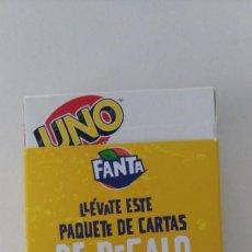 Barajas de cartas: JUEGO DE CARTAS DE FANTA. Lote 289273648