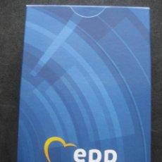 Barajas de cartas: BARAJA POKER EPP, PARLAMENTO EUROPEO. Lote 289831218