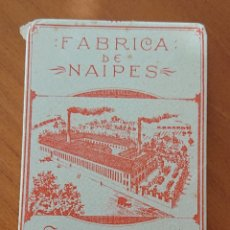 Barajas de cartas: BARAJA SIMEON DURA, VALENCIA, SIN ABRIR, 48 CARTAS, PERFECTA. Lote 290357143