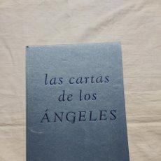 Barajas de cartas: LAS CARTAS DE LOS ANGELES.ANGELA MCGERR.EDITORIAL TIKAL. Lote 290362093