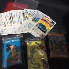 Barajas de cartas: NAIPES. Lote 291940178