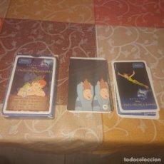 Mazzi di carte: BARAJA INFANTIL EL PAÍS DE NUNCA JAMÁS TELEFONICA. Lote 293930233