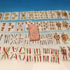 Barajas de cartas: BARAJA EL PERIQUITO 1931 HIJA ANTONIO COMAS BARCELONA. Lote 293946073