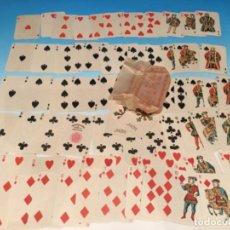 Barajas de cartas: BARAJA POCKER FABRICANTES NAIPES ESPAÑA BARCELONA 1918-1925. Lote 293949928