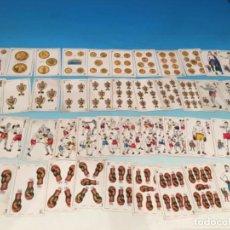 Barajas de cartas: BARAJA BOXEO CROMOS CHOCOLATES AMATLLER BARCELONA 1923. Lote 293951568