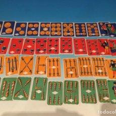 Barajas de cartas: BARAJA TORRAS CROMOS 1930 CHOCOLATE TORRAS ACTORES CINE BARCELONA. Lote 293952573