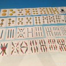 Barajas de cartas: BARAJA FUTBOL CROMOS 1930 FUTBOLISTAS CHOCOLATES AMATLLER. Lote 293954303