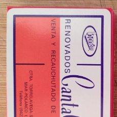 Barajas de cartas: NAIPE ESPAÑOL 40 CARTAS FOURNIER RENOVADOS CANTABRIA S/A ( CAR2 ). Lote 293974463
