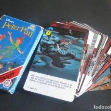 Barajas de cartas: BARAJA CARTAS PETER PAN. Lote 294000753