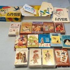 Barajas de cartas: LOTES NUEVOS NAIPES BARAJAS ESPAÑOLA Y DE POKER SEXY - MUCHAS Y VARIADAS MIRAR LAS FOTOSS. Lote 294494828
