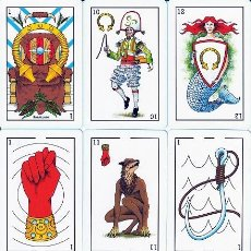 Mazzi di carte: BARAJA ESPAÑOLA BARALLADA. Lote 295343358