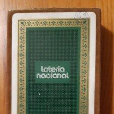 Barajas de cartas: BARAJA DE CARTAS - POKER - CONSERVA JOKER (MIRAR FOTO) - LOTERIA NACIONAL. Lote 295614998