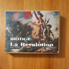 Barajas de cartas: BARAJA DE CARTAS - POKER - CONSERVA JOKER (MIRAR FOTO) - LA REVOLUTION. Lote 295618978