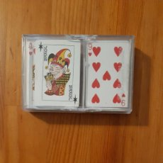 Barajas de cartas: BARAJA DE CARTAS - POKER - CONSERVA JOKER (MIRAR FOTO) -. Lote 295619128
