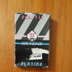Barajas de cartas: BARAJA DE CARTAS - POKER - CONSERVA JOKER (MIRAR FOTO) - SOUVENIR. Lote 295619648