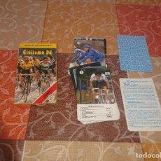 Barajas de cartas: FOURNIER BARAJA INFANTIL CICLISMO 92. Lote 295695978