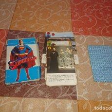 Barajas de cartas: FOURNIER BARAJA INFANTIL SUPERMAN 1979. Lote 295698253