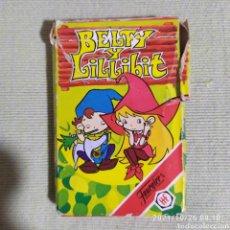 Barajas de cartas: BARAJA CARTAS BELFY Y LILLIBIT COMPLETA. Lote 296763453
