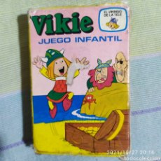 Barajas de cartas: BARAJA DÉ CARTAS VIKIE ED. RECREATIVAS COMPLETA. Lote 297093048