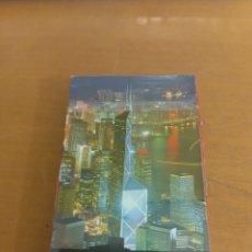 Barajas de cartas: BARAJA DE CARTAS DE HONG KONG. SCENERY PLAYING CARDS. NUEVA PRECINTADA. RARA.. Lote 297093498