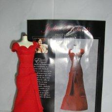 Barbie y Ken: VESTIDO PRETTY WOMAN - PERFECTO PARA BARBIE - DE LA COLECCION VESTIDOS INOLVIDABLES - NUEVO. Lote 120477620