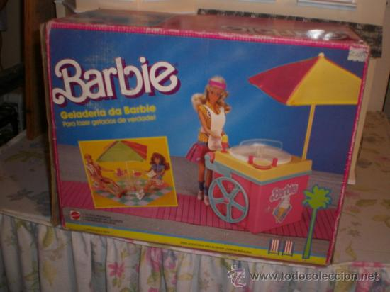 Barbie y Ken: HELADERIA DE BARBIE - Foto 1 - 26374840