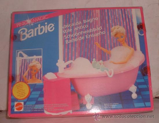 Vasca Da Bagno Barbie : Ferrari barbie anni introvabile ottima