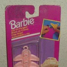 Barbie y Ken: PERCHAS DE BARBIE,MATTEL,AÑO 1994,BLISTER ORIGINAL,A ESTRENAR. Lote 24811390