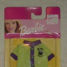 Barbie y Ken: TRAJE DE BOLERA,BARBIE/KENT,MATTEL,BLISTER,A ESTRENAR. Lote 25056225