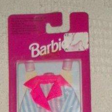 Barbie y Ken: TRAJE DE BARBIE/KENT,MATTEL,BLISTER,A ESTRENAR. Lote 25056226