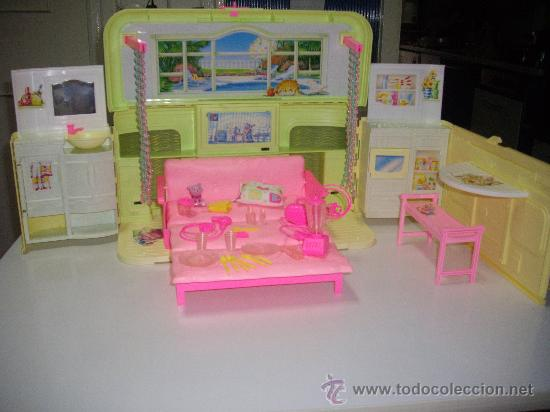Casa radio barbie comprar barbie y ken vestidos y accesorios en todocoleccion 20288765 - Accesorios para casa ...
